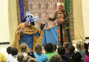 Disenchanted Dragon - Rags to Riches Theatre for Young Audiences